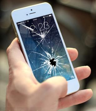 Broken Screen Prank 2 apk screenshot