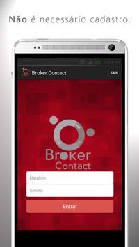 Broker Contact poster