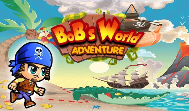 Bob World Adventure poster