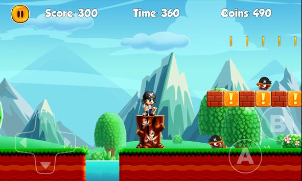 Super Bob World - Pirate apk screenshot