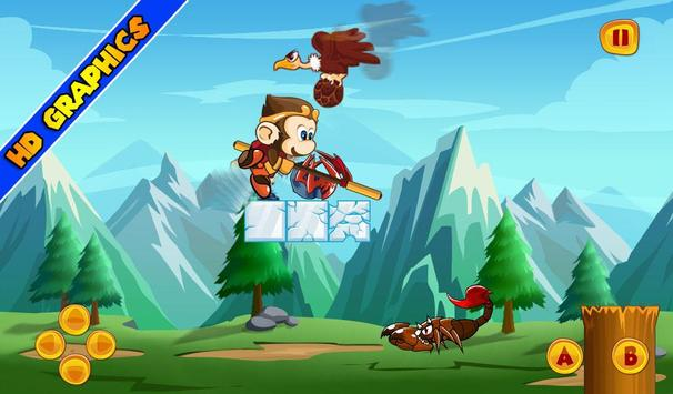 Super Monkey Bros apk screenshot