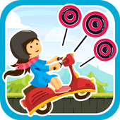 Dahyun Twice Scooter Adventure icon