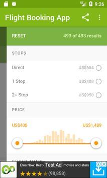 planetrip - cheap flight booking screenshot 3