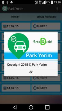 My Parking Location screenshot 4