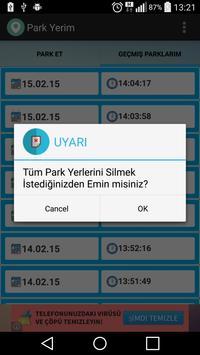 My Parking Location screenshot 5