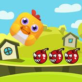 Chicken Run Jump icon