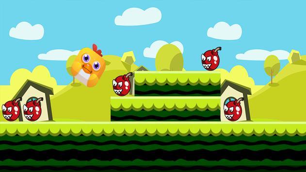 Chicken Run Jump screenshot 2