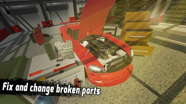 My Summer Car Service Station apk screenshot