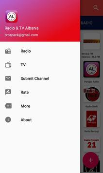 Albania Radio & TV screenshot 1