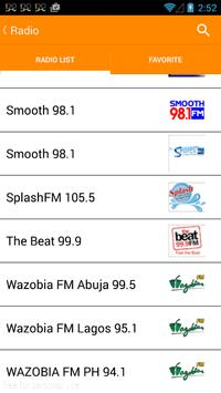 Nigeria Radio & Television streaming online apk screenshot