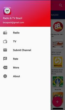 Brazil Radio & TV screenshot 1