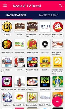Brazil Radio & TV screenshot 2