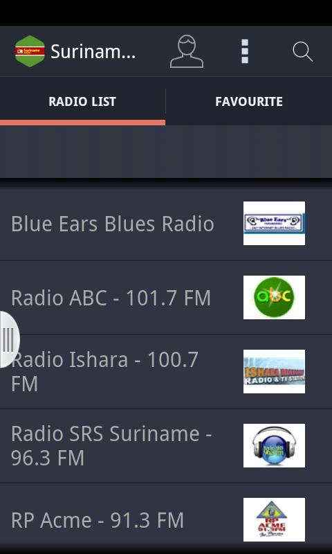 Radio SRS  247 live radio uit Suriname en Nederland
