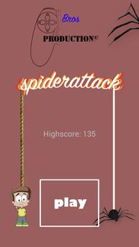 Spider Attack screenshot 1