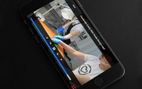 MKV Video Player HD apk screenshot