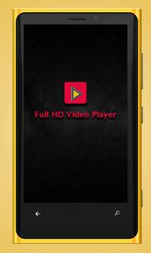 Full HD Video Player poster