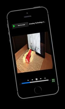 Real Video Player for Android apk screenshot