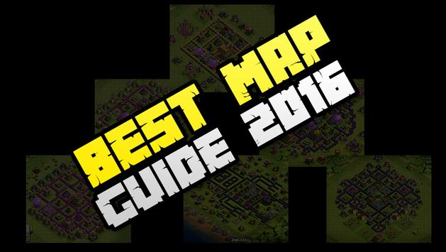 Maps of COC 2016 -- Now update for 2018 apk screenshot
