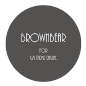 Brownbear - CM12/13 Theme icon