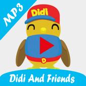 Didi and Friends MP3 2018 icon