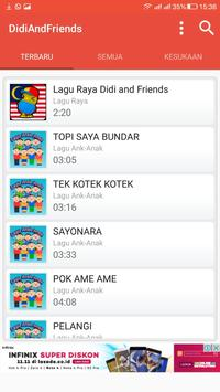 Didi and Friends MP3 2018 poster