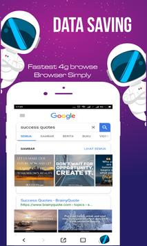 Fastest 4G Browse - Fast and Simply screenshot 3