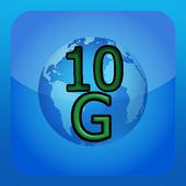 10G navigateur icon