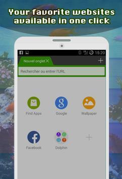 10G navigateur apk screenshot