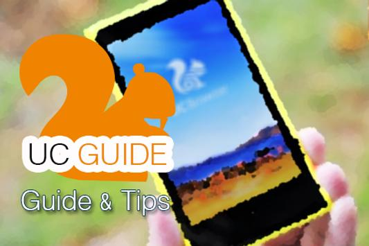 New UC Browser Guide 2017 poster