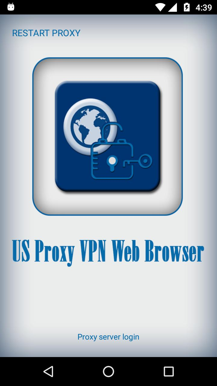 Free Proxy & VPN Browser for Android - APK Download