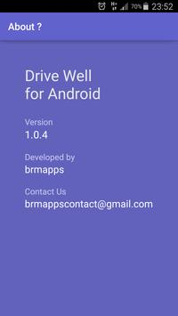 Drive Well apk screenshot