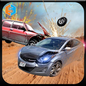4x4 Real Demolition Racer 3D: Anger Management icon