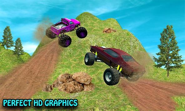 4x4 Real Demolition Racer 3D: Anger Management screenshot 3