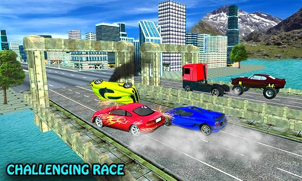 4x4 Real Demolition Racer 3D: Anger Management screenshot 12