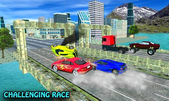 4x4 Real Demolition Racer 3D: Anger Management screenshot 4