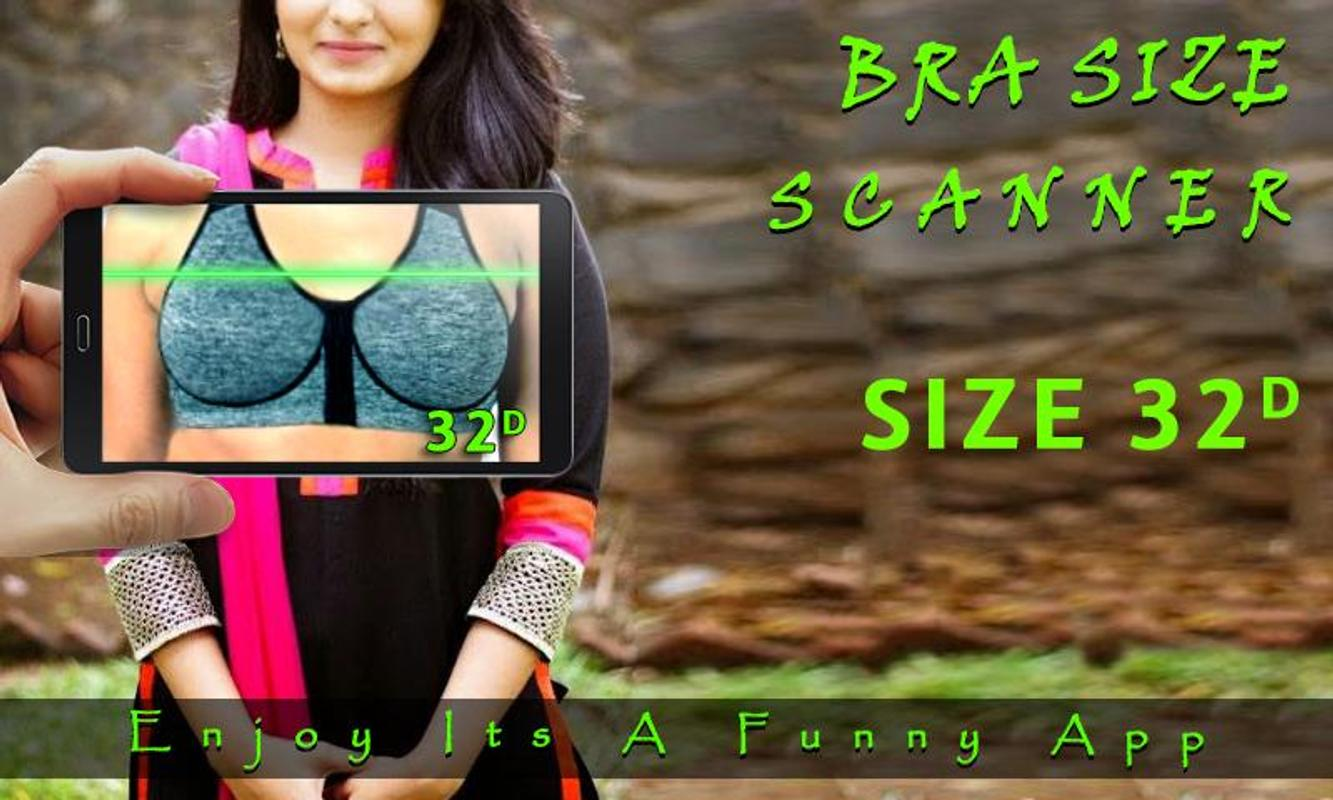 Clothes Scanner Simulator Bra Size Finder Prank для Андроид