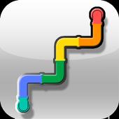 드레인 - 파이프 퍼즐 icon
