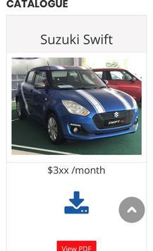 NurulSuzuki: Suzuki Brunei Sales Representative screenshot 4