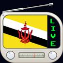 Brunei Radio Fm 5+ Stations | Radio بروني Online APK