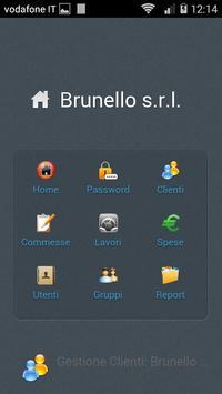 Brunello Worktime apk screenshot