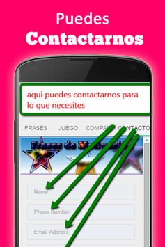 Frases Motivación con imagenes apk screenshot