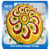 Best Indian Rangoli Design icon