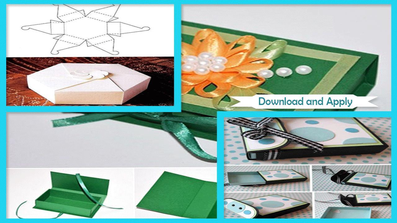 Creative DIY Gift Box Ideas poster