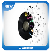 DJ Wallpaper icon