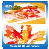 Wonderful DIY Leaf Projects icon