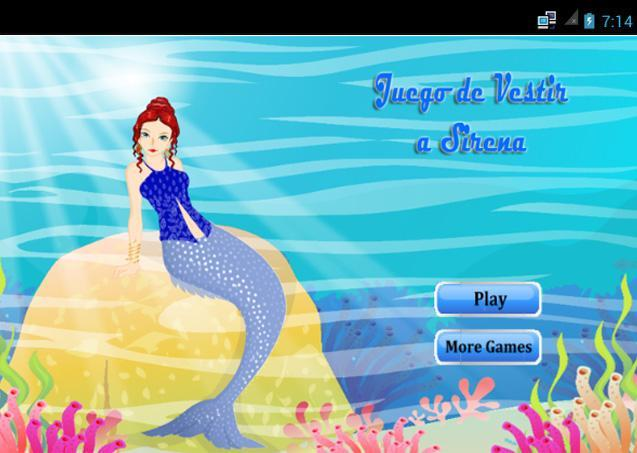 Juegos De Vestir Sirenas For Android Apk Download
