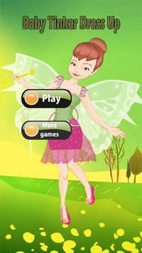Baby Tinker Dress Up Games poster