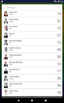 Meus Candidatos screenshot 6