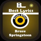 Best Lyrics Bruce Springsteen icon