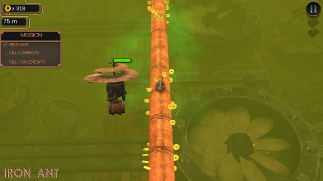 Iron Ant-Robot Ant Fire & Shoot in Insect World screenshot 4